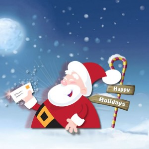 Santa santa claus santa web now weve got broadband at the north pole its quicker to email santa rather than writing a letter to santa claus remember to tell santa what you want for spiritdancerdesigns Images