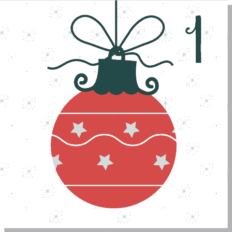 01 01 December Santa's Advent Calendar