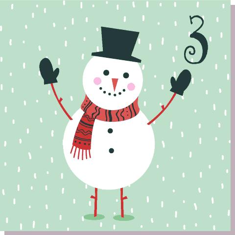 03 01 December Santa's Advent Calendar