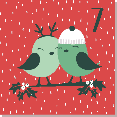 0701 December Santa's Advent Calendar