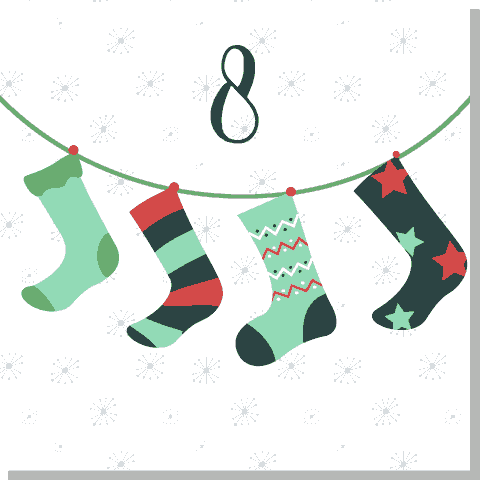 08 01 December Santa's Advent Calendar
