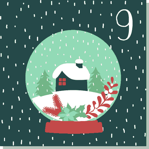 09 01 December Santa's Advent Calendar