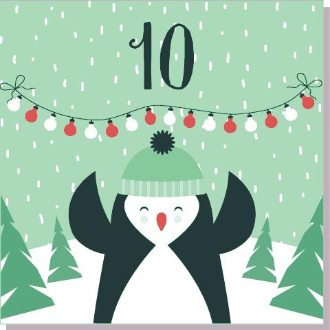 10 01 December Santa's Advent Calendar