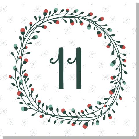 11 01 December Santa's Advent Calendar