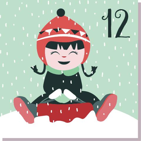 12 01 December Santa's Advent Calendar