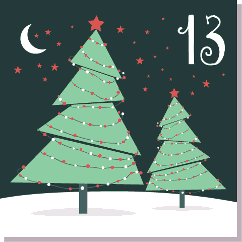 13 01 December Santa's Advent Calendar