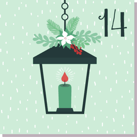 14 01 December Santa's Advent Calendar
