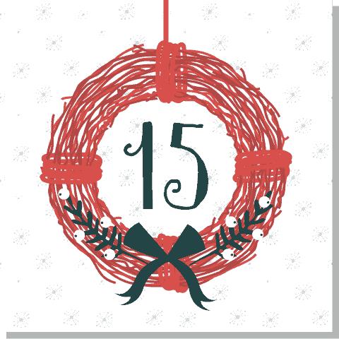 15 01 December Santa's Advent Calendar