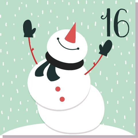 16 01 December Santa's Advent Calendar