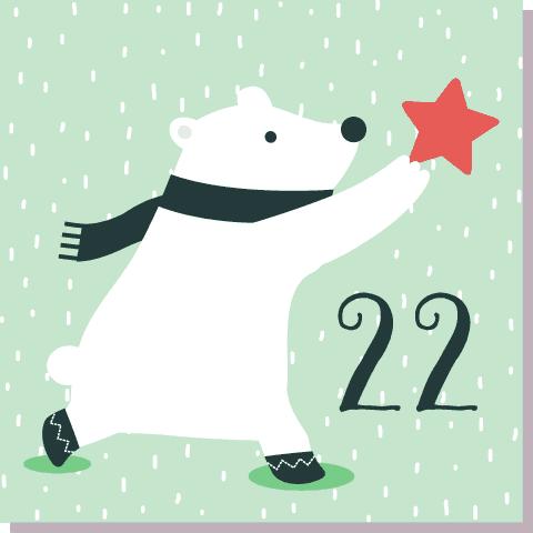 22 December Santa's Advent Calendar